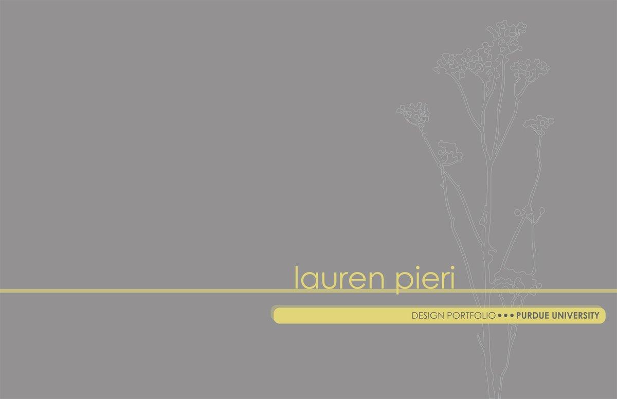 Portfolio Cover Page Template Unique Portfolio Cover Design