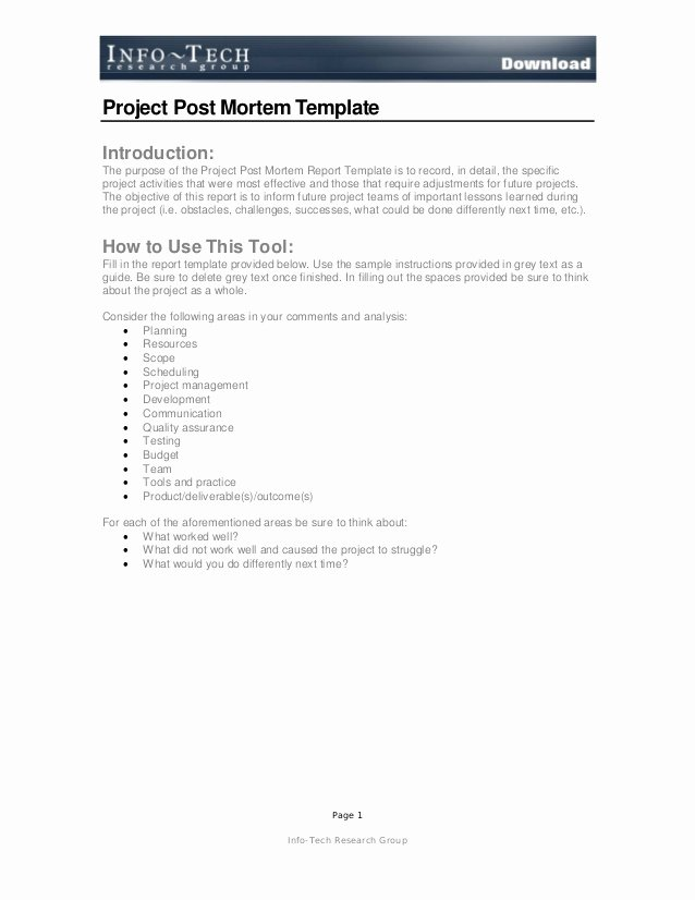Post event Report Template Best Of Post event Report Template