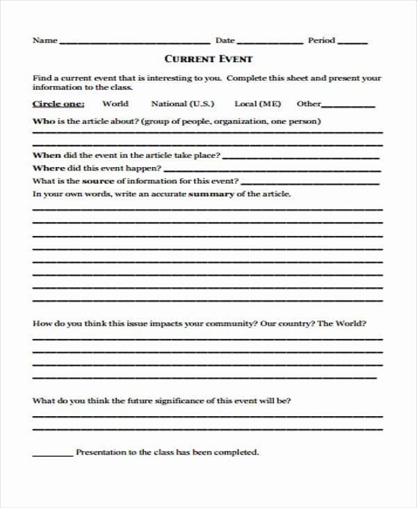 Post event Report Template Elegant 20 event Report Templates Pdf Word Docs Pages