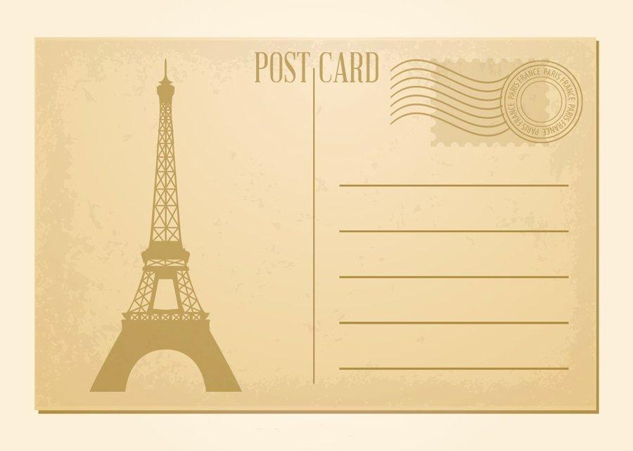 Post It Print Template Beautiful 40 Great Postcard Templates & Designs [word Pdf