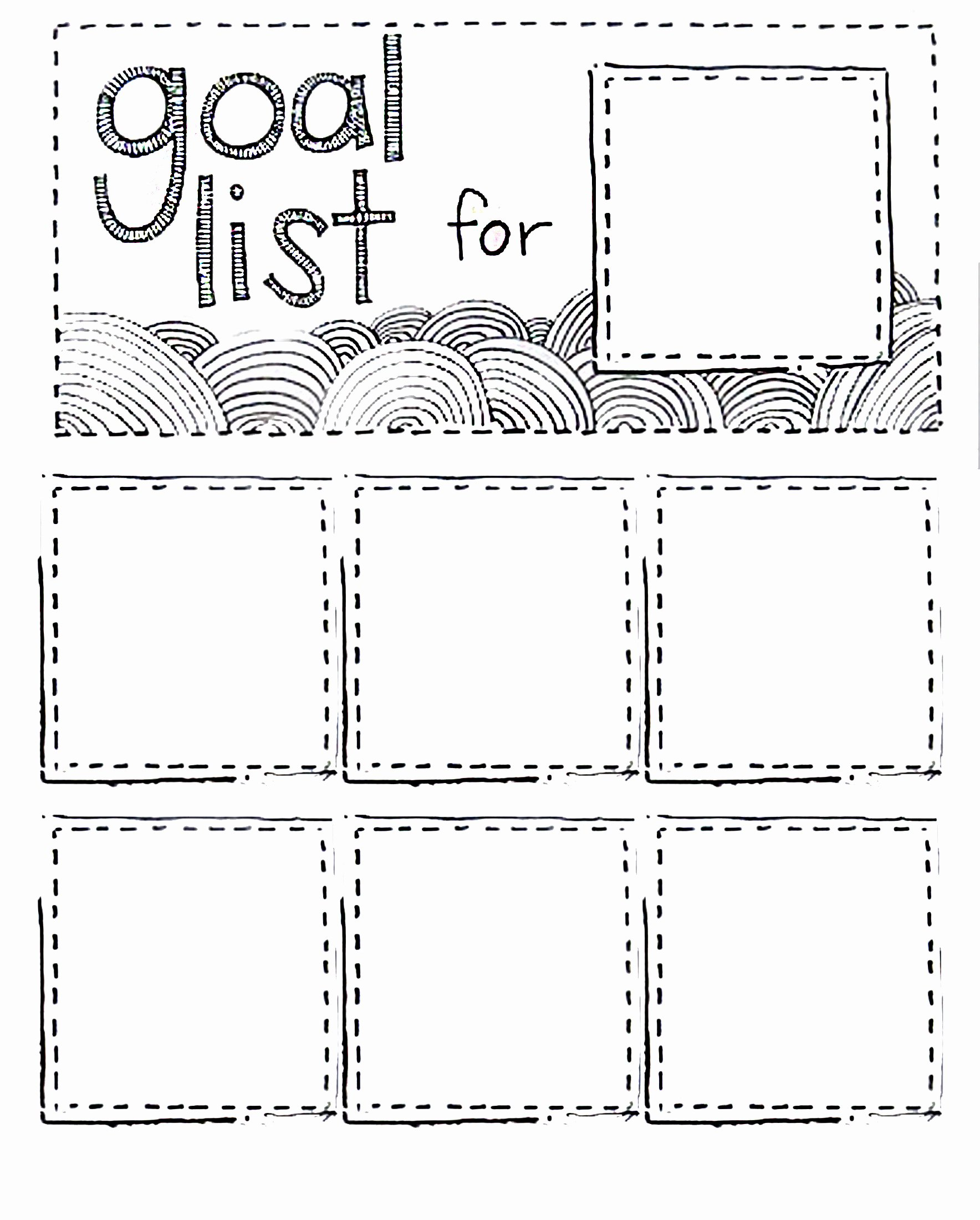 Post It Print Template Best Of Smart Goals Template Sheets