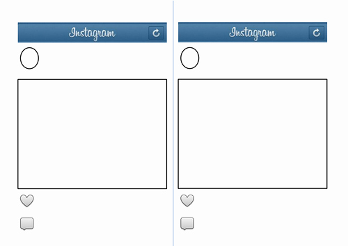 Post It Print Template Elegant Instagram Template by Eilidhpie Teaching Resources Tes