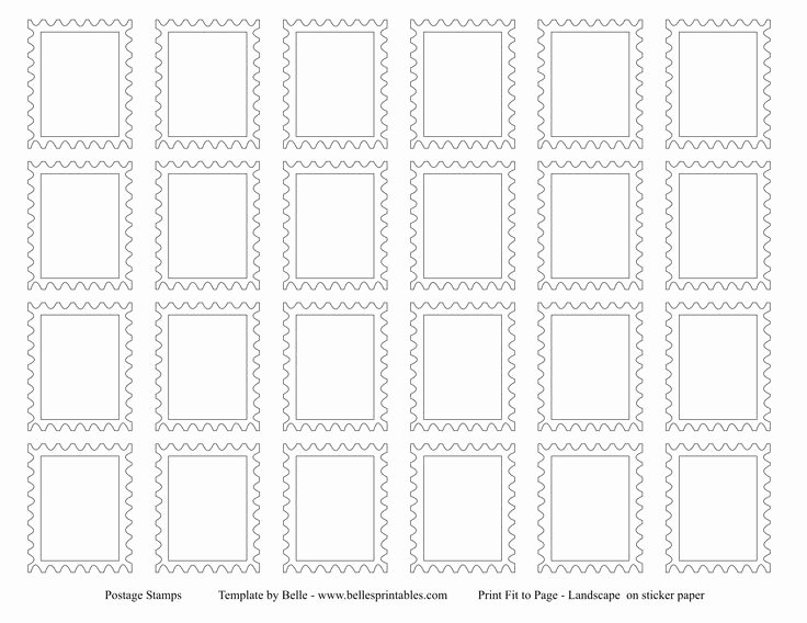 Post It Print Template Fresh 6 Best Of Preschool Post Fice Printables Free