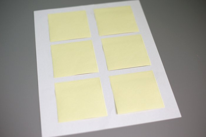 Post It Print Template Fresh How to Print Sticky Notes I Heart Planners