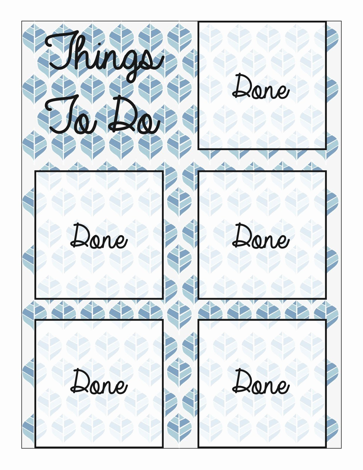 Post It Print Template Unique Crafts and Chaos Washday Wednesday Printable Goal List