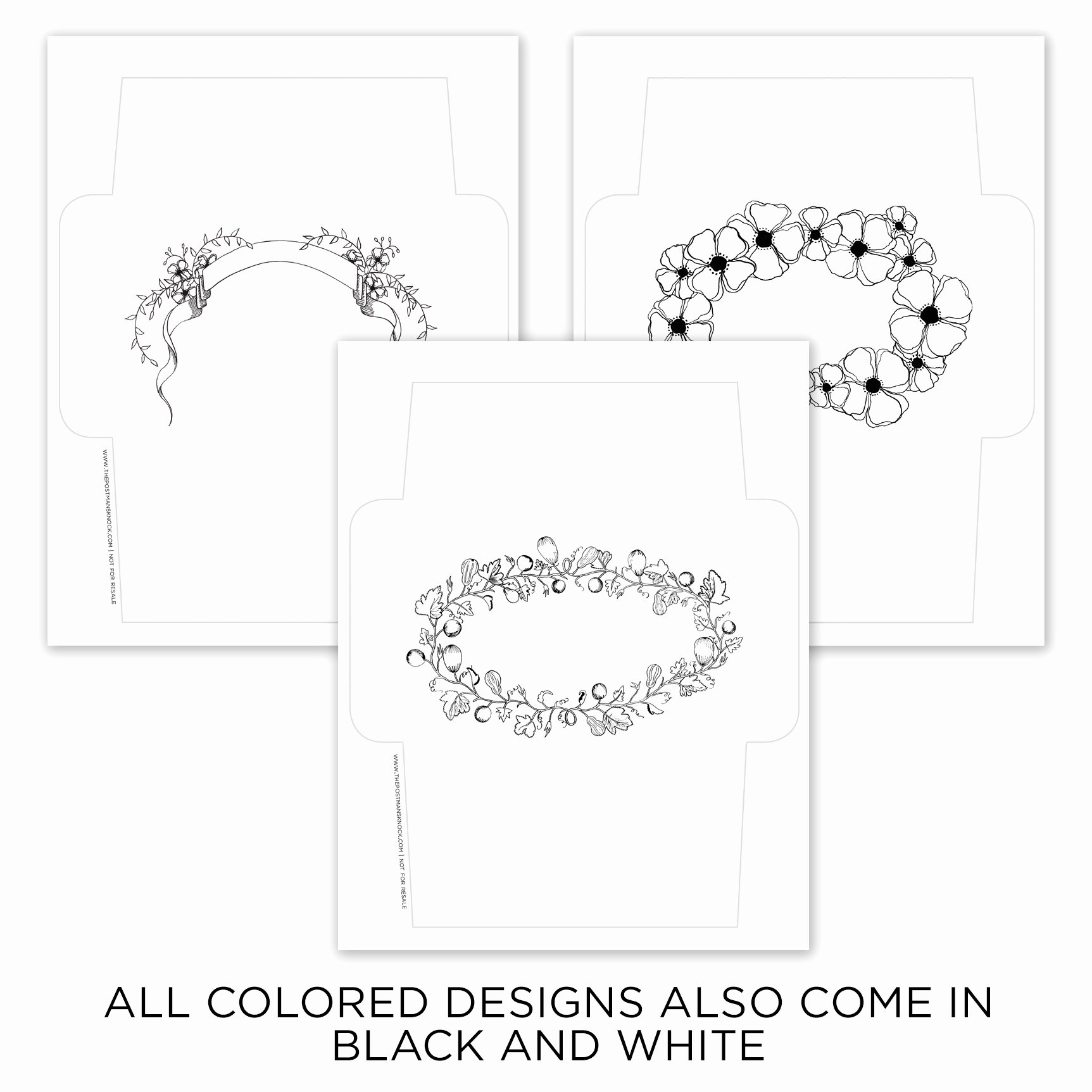 Post It Print Template Unique Printable Mail Art Envelope Templates