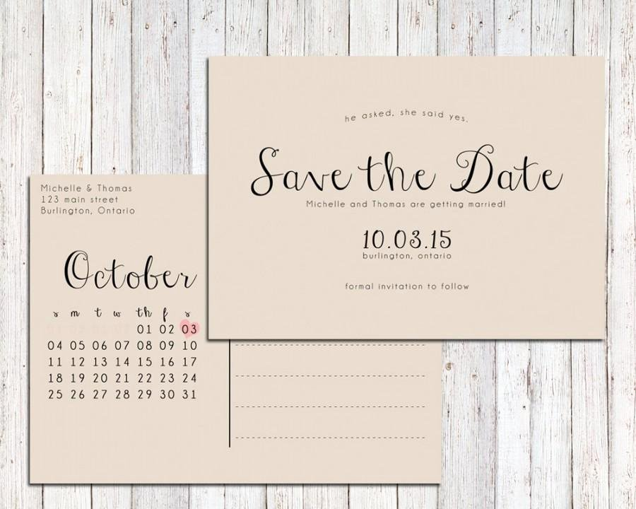 Postcard Template Front and Back Best Of Rustic Ideas Postcard Save the Dates Best Sample Modern