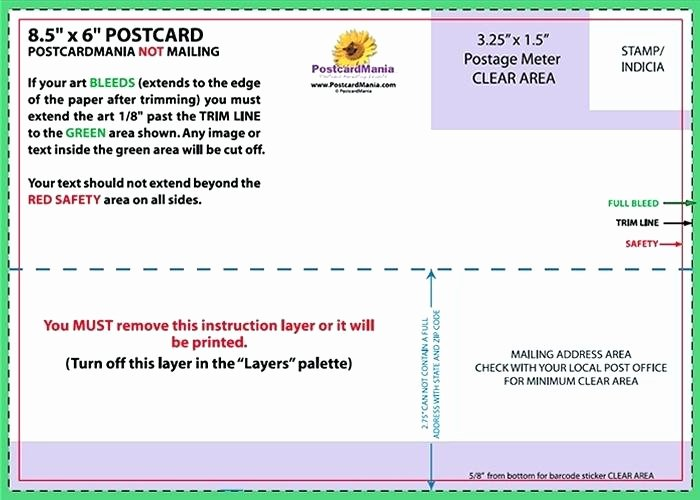 Postcard Template Front and Back New Backside Postcard Template Vintage Stained with Copy