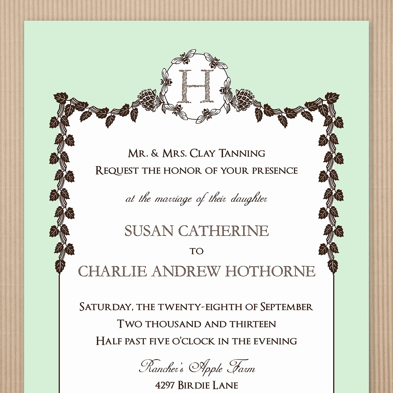 Postcard Wedding Invitations Template Beautiful 8 Perfect Ficial Invitation Card Templates Ebookzdb