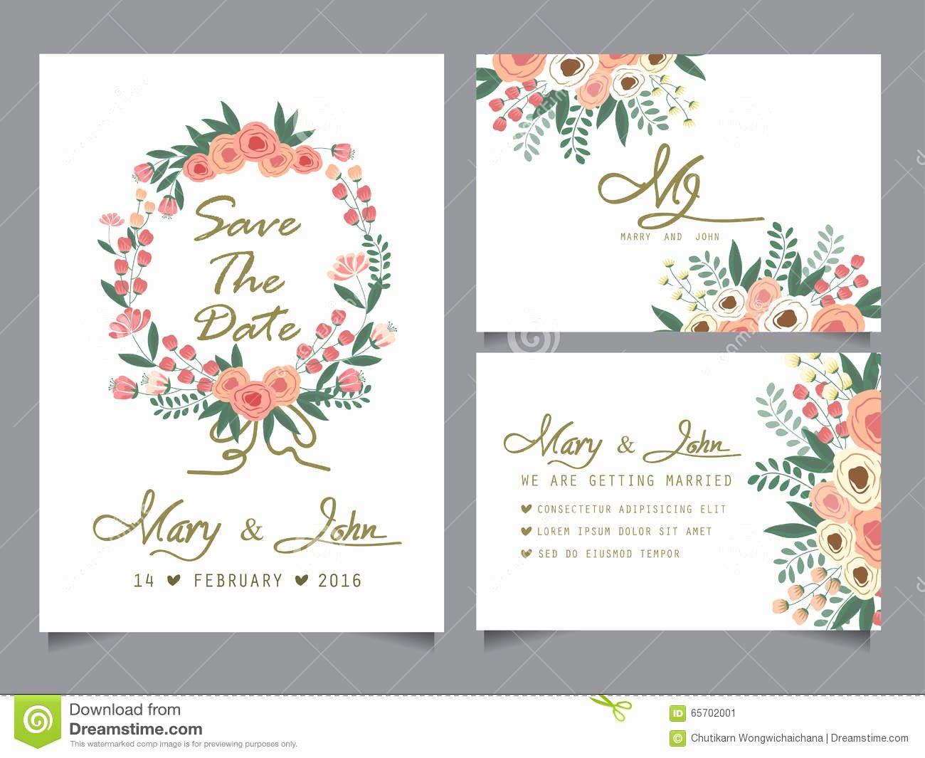 Postcard Wedding Invitations Template Inspirational Wedding Invitation Card Template Word
