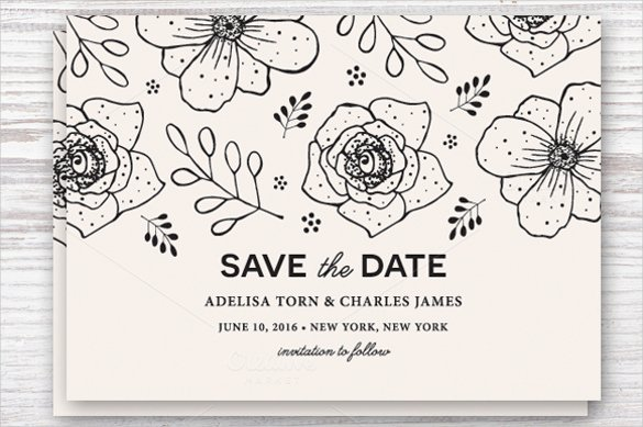 Postcards Save the Date Template Inspirational Save the Date Postcard Template – 25 Free Psd Vector Eps