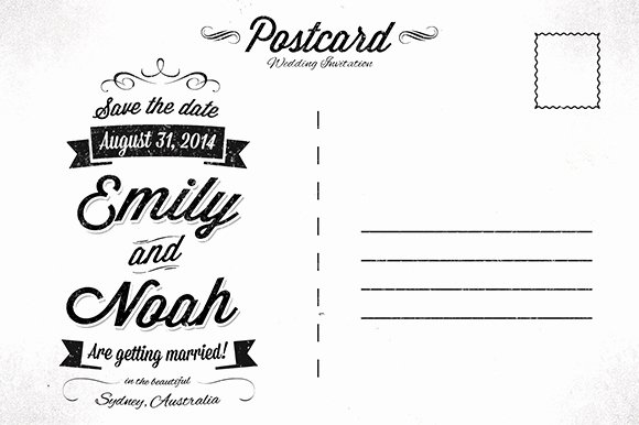 Postcards Save the Date Template Lovely Save the Date Invitation Postcard Invitation Templates