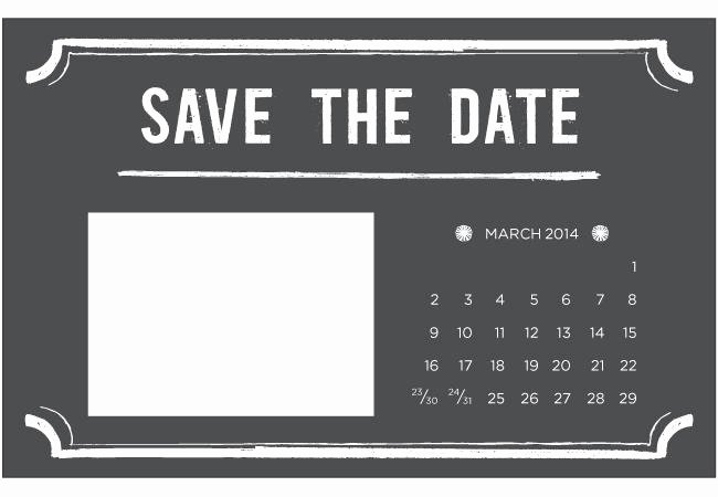 Postcards Save the Date Template Luxury Save the Date Free Printable Templates