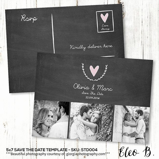 Postcards Save the Date Template Luxury Save the Date Postcard Save the Date Template Wedding