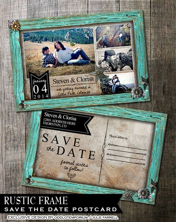 Postcards Save the Date Template New 59 Best Images About Save the Dates On Pinterest