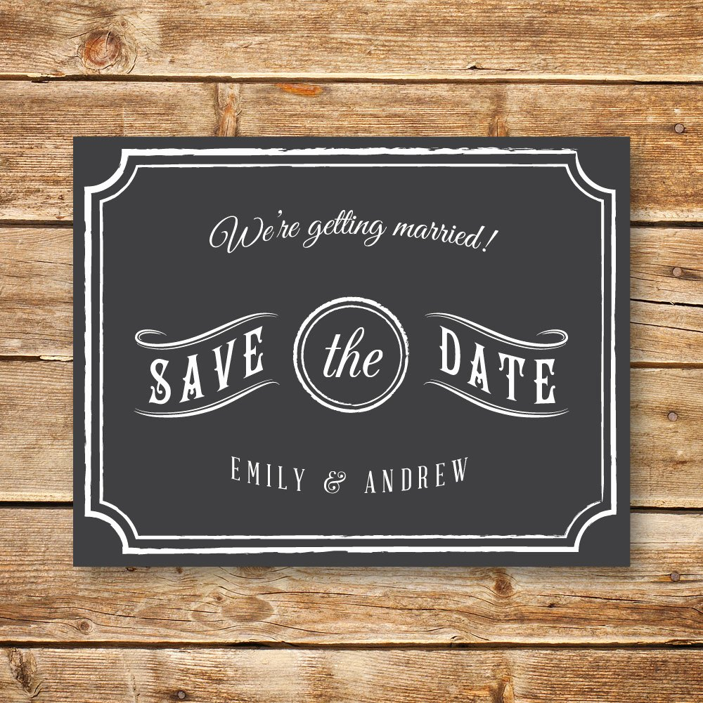 Postcards Save the Date Template New Printable Wedding Postcard Save the Date Card Template