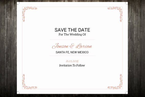 Postcards Save the Date Template New Sale Save the Date Template Wedding Save the Date Postcard