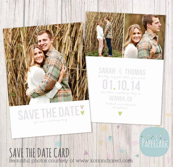 Postcards Save the Date Template Unique Save the Date Card Template Aw007 Instant Download