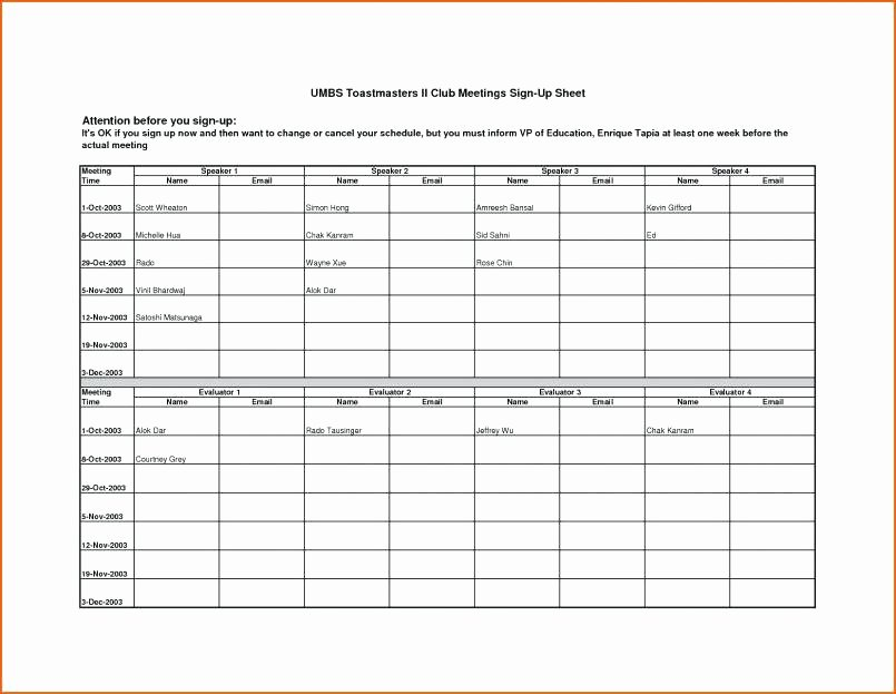 Potluck Signup Sheet Template Excel Beautiful 14 15 Thanksgiving Potluck Signup Sheet
