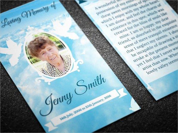 Prayer Card Template for Word Fresh 8 Prayer Card Templates Psd Ai Eps