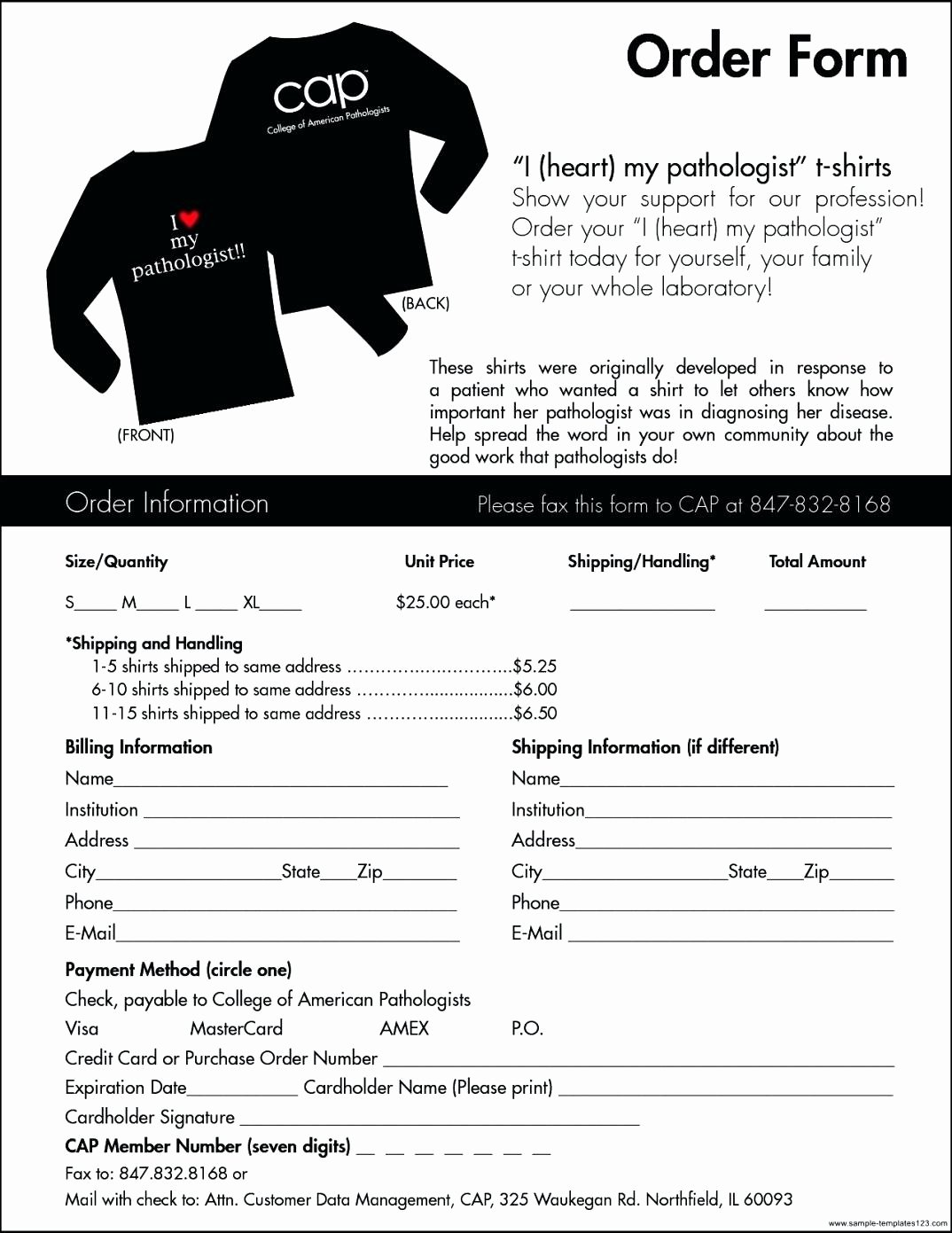 Pre order form Template Beautiful Template T Shirt Pre order form Template Easy Microsoft