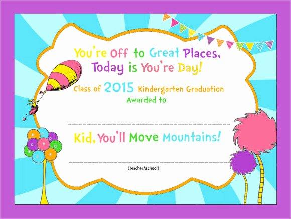 Preschool Graduation Certificate Template Free New 10 Graduation Certificate Templates – Samples Examples