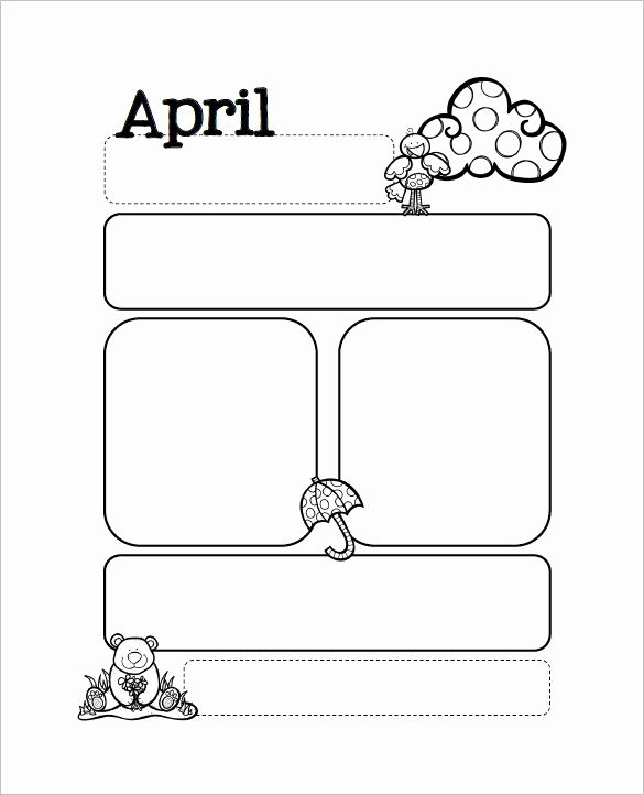 Preschool Weekly Newsletter Template Awesome 13 Printable Preschool Newsletter Templates Free Word