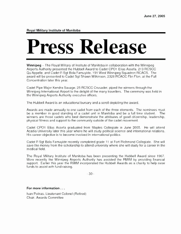 Press Release Email Template Fresh New Product Announcement Press Release Launch Email