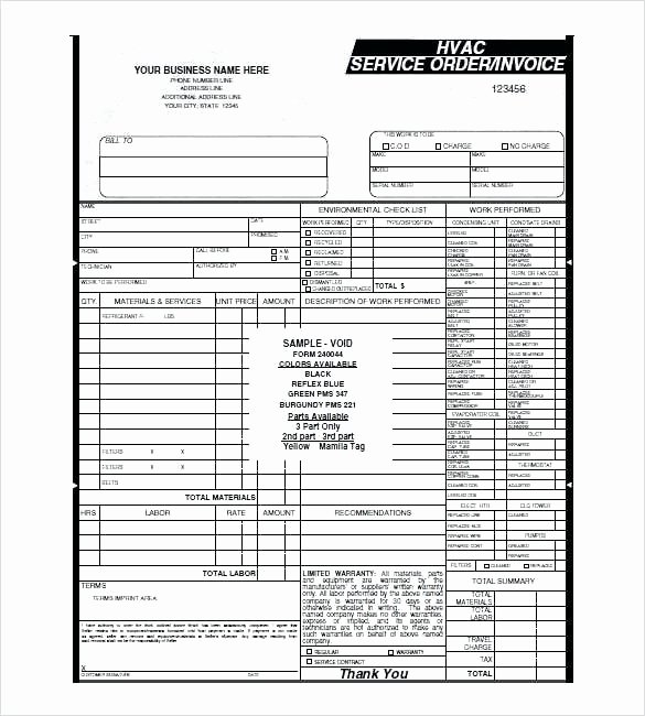 Preventative Maintenance Checklist Template Unique Hvac Maintenance Checklist Template