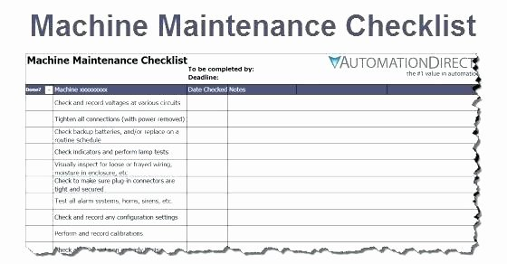 Preventive Maintenance Plan Template Fresh Landscape Maintenance Electrical Preventive Program Pdf