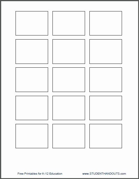 """Print On Post It Template Unique 1 5"""" X 2"""" Printing Template for Post It Notes"""