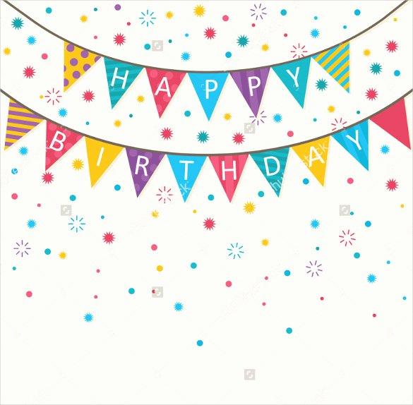 Printable Birthday Banner Template Inspirational 21 Birthday Banner Templates – Free Sample Example