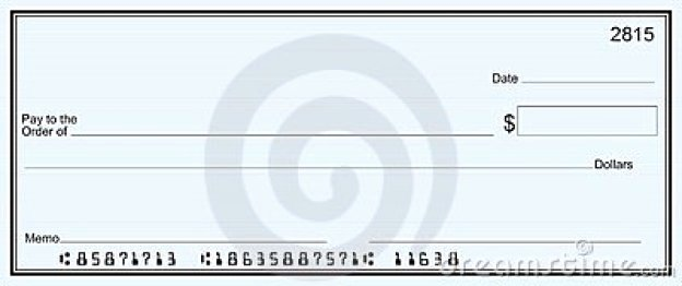 Printable Blank Check Template Fresh Blank Check Templates Word Excel Samples