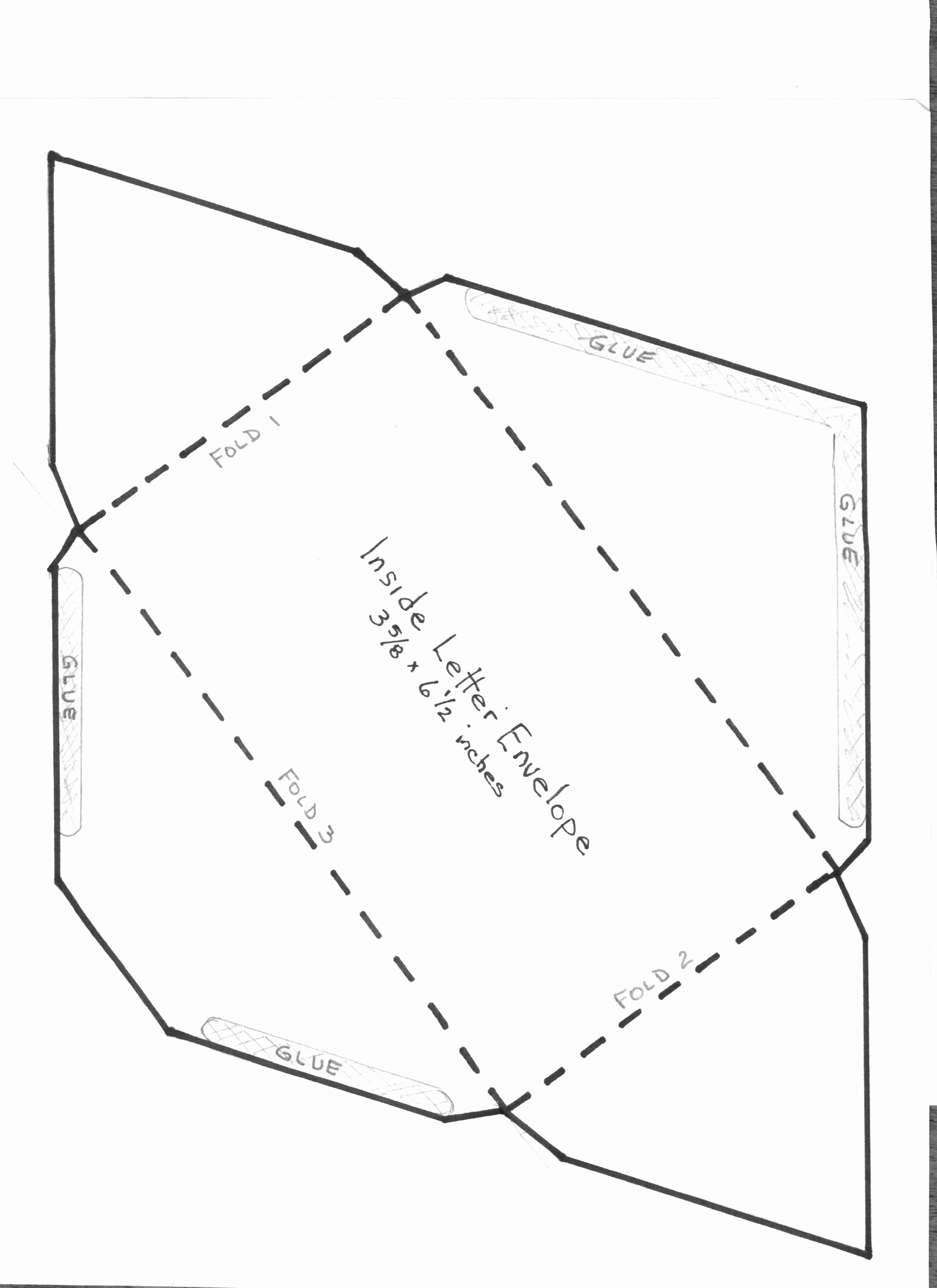 Printable Envelope Template Pdf Beautiful 10 Best Of Envelope Template Free Printable