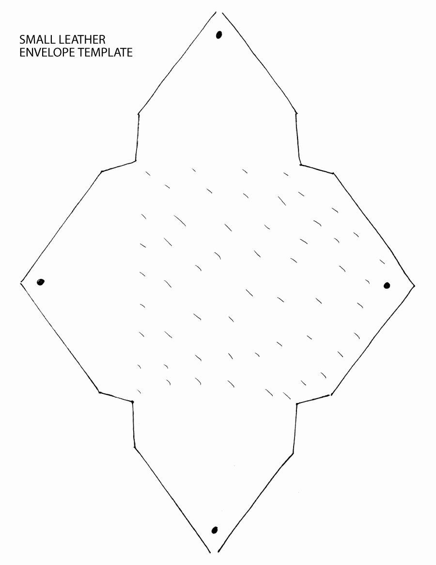 Printable Envelope Template Pdf Inspirational 40 Free Envelope Templates Word Pdf Template Lab