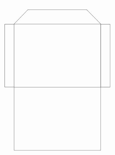 Printable Envelope Template Pdf Unique Printable Envelopes