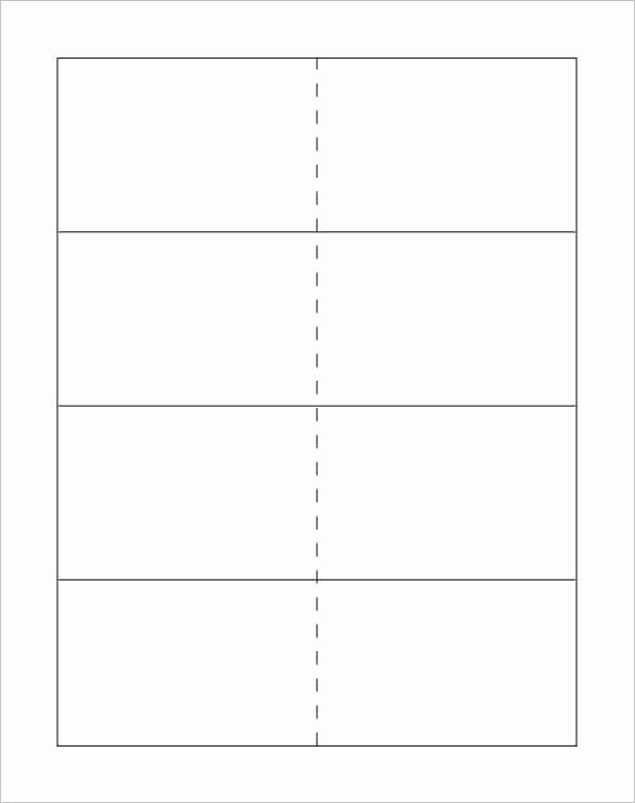 Printable Flash Card Template Inspirational 10 Flash Card Templates Doc Pdf Psd Eps