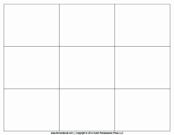 Printable Flash Card Template New Blank Flash Card Template Free Templates Printable Cards