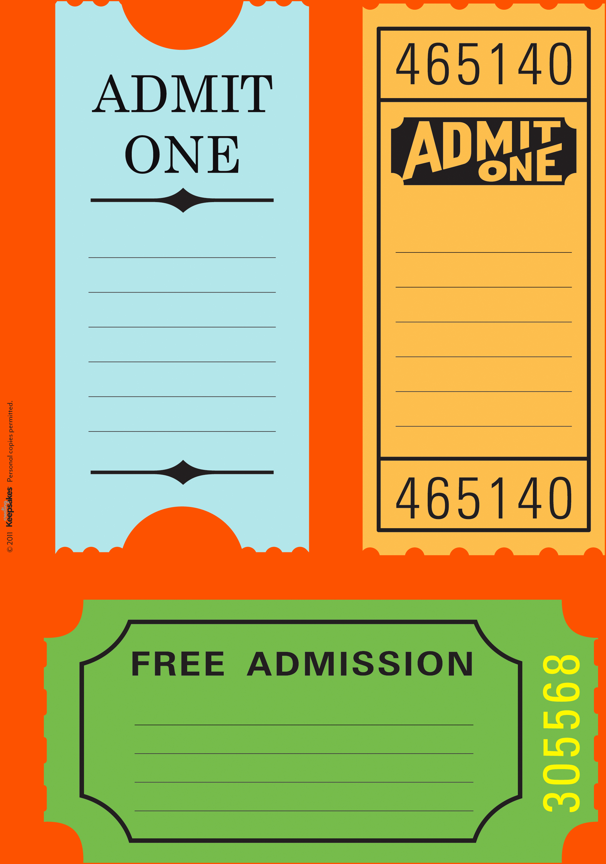 Printable Movie Tickets Template Luxury Movie Ticket Template for Word Bamboodownunder