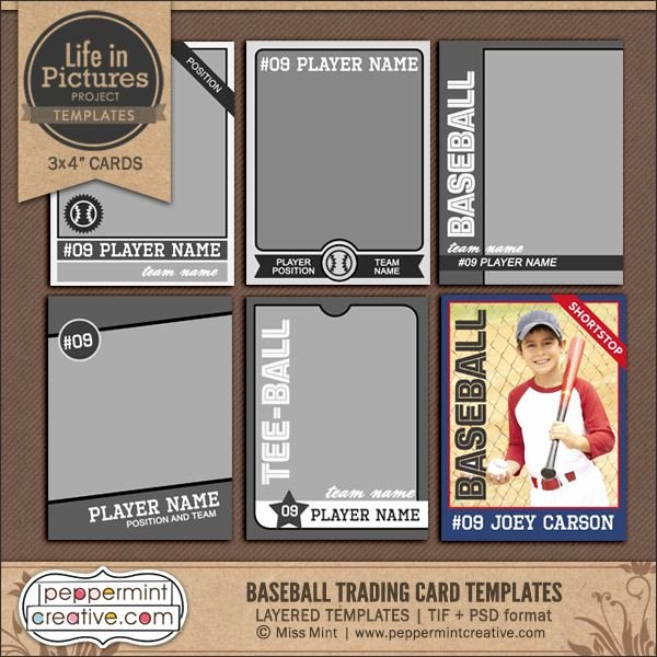 Printable Trading Card Template Beautiful Best 25 Trading Card Template Ideas On Pinterest