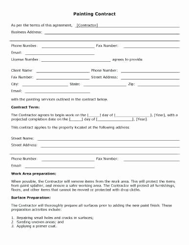 Private Loan Contract Template Fresh Printable Contract Template Private Party Car Sale