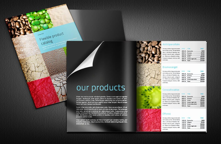 Product Catalog Design Template Beautiful Indesign Catalogue Templates High Quality Product Design