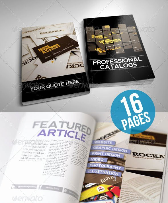 Product Catalog Design Template Best Of 20 Best Product Catalog Design Templates
