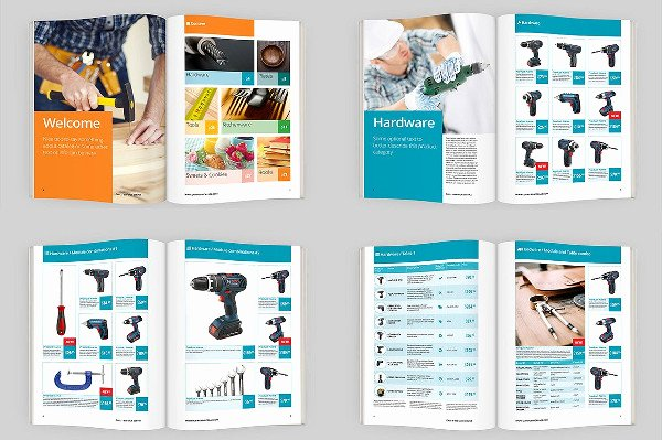 Product Catalog Design Template Elegant Product Catalog Template 23 Psd Ai Eps Vector format