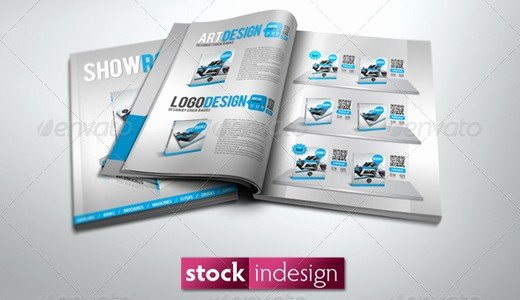 Product Catalog Design Template Fresh 20 Awesome Corporate Brochure Templates Xdesigns