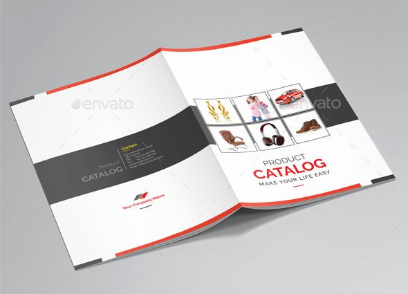 Product Catalog Design Template Fresh 40 Best Brochure Design Templates 2018 – Web & Graphic