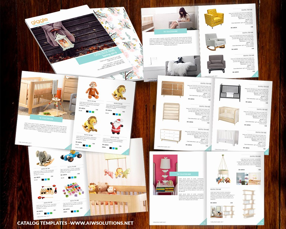 Product Catalog Design Template Fresh Product Catalog Template for Hat Catalog Shoe Catalog