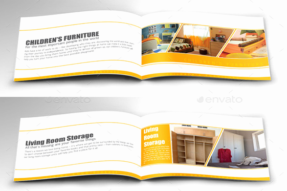 Product Catalog Design Template Lovely 10 Modern Furniture Catalog Templates for Interior