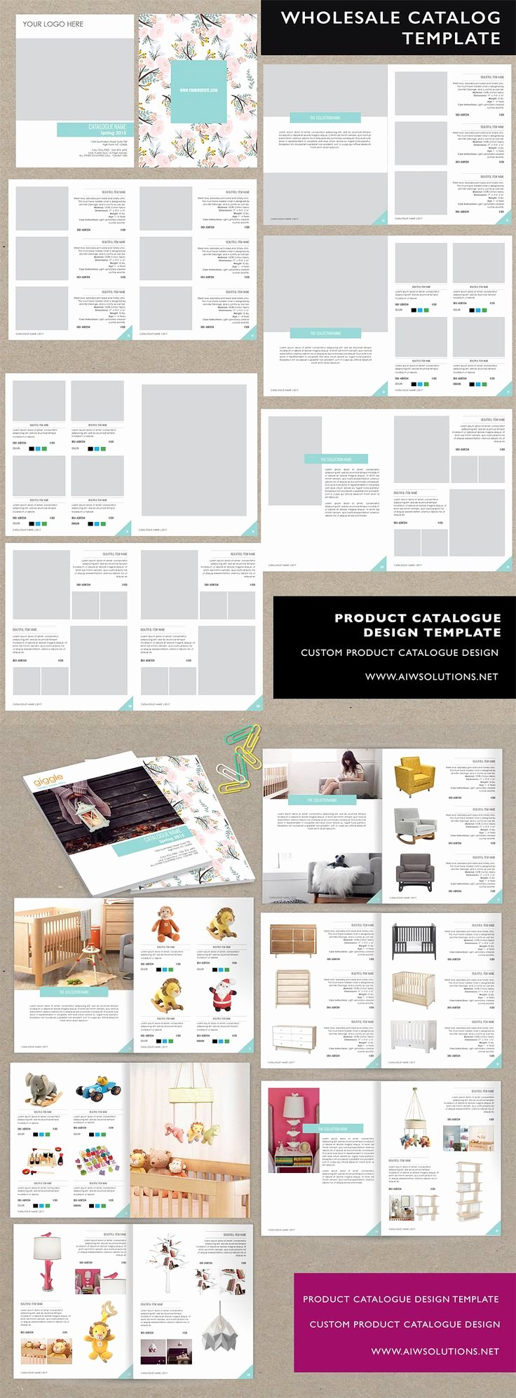 Product Catalog Design Template Luxury 25 Best Ideas About Product Catalog Template On Pinterest