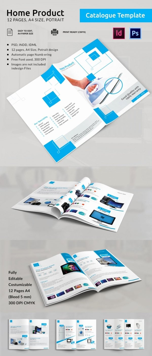 Product Catalog Design Template Luxury 25 Professional Catalog Design Templates